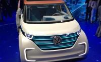 大众Budd-e电动概念车 于CES展正式发布