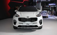 起亚KX5定于3月10日上市 共推8款车型