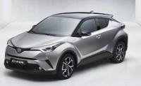 剑指缤智/XR-V 丰田C-HR预计2018年国产