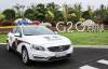 沃尔沃汽车G20杭州峰会警用车载誉而归