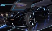 提供未来出行方案 雪佛兰新概念车发布