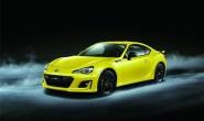 斯巴鲁BRZ黄色特装版上市 27.78万元起