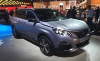东风标致新车计划曝光 5008本月底首发
