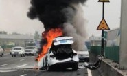 特斯拉Model X爆炸事故车主索赔遭拒