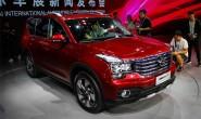广汽传祺GS7将8月上市 预售15.58万元起