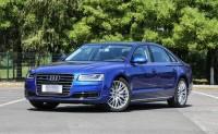 奥迪A8L两新车型正式上市 售92.78万起