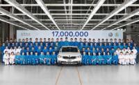 厚积薄发 上汽大众第1700万辆汽车下线