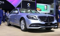 新款奔驰S级公布详细预售价 或9月上市