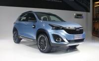 观致全新SUV将于10月上市 搭1.5T发动机