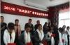 """""""东风润苗""""教育基金发放仪式在贡觉县举行"""