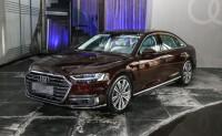 全新奥迪A8L公布4款车预售价 95-132万