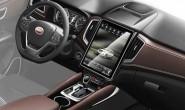 斯威X7互联版内饰曝光 于4月中旬上市