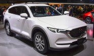 长安马自达新车规划 CX-8将下半年上市