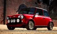 情怀之作 复古风格的MINI纯电动概念车