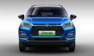比亚迪元EV360北京车展上市 续航360km