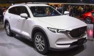 马自达CX-8将下半年上市 定位中大型SUV