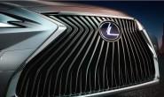 雷克萨斯全新ES预告图 将北京车展首发