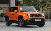 2018款Jeep自由侠上市 售13.48万元起