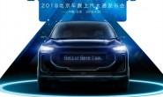 大通纯电动SUV概念车 将北京车展亮相