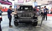 Jeep全新一代牧马人 将于今年7月上市