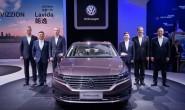 全新朗逸Plus重磅亮相 上汽大众携强大阵容登陆北京车展