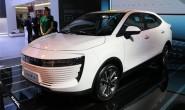 北京车展 长城跨界纯电动SUV欧拉iQ发布