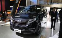 2018北京车展:江淮新款瑞风M5正式亮相