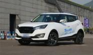 众泰T300 EV将5月18日上市 共推3款车型