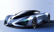 ARCFOX将推出SUV 二代超跑今年9月发布