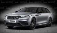 路虎全新跨界SUV曝光 名称暂定为Road Rover