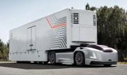 沃尔沃卡车推出自动驾驶电动概念卡车Vera
