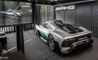 奔驰AMG旗舰超跑定名为ONE 搭混动系统