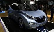 EX3量产版领衔 北汽新能源广州车展阵容