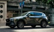 马自达新款CX-5官图发布 增2.5T发动机