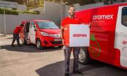 国际知名快递公司Aramex批量投放比亚迪T3