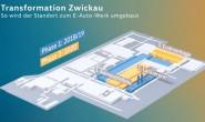 大众投12亿欧元改造茨维考工厂