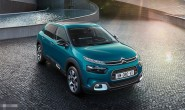 雪铁龙新款C4 Cactus将推出电动版车型