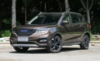 君马公布两款SUV中文名 起名美图有深意