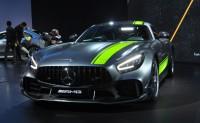 洛杉矶车展:新款奔驰AMG GT R Pro亮相