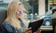 雪铁龙推首款防止晕车的眼镜 售价为99欧元