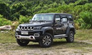 北京BJ40 PLUS新车型上市 售16.99万起