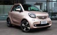 smart fortwo特别版车型上市 21.28万元