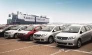 增幅12.9% 前11月我国汽车出口超百万辆