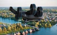 贝尔在CES上展示新款空中出租车Nexus