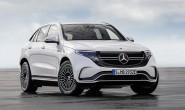 北京奔驰挑战15%高增速 首款电动车EQC年内开卖