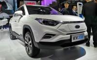 江淮iEVS4预售价正式公布 预售13-17万