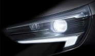 欧宝全新Corsa预告图 搭矩阵式LED大灯