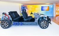 大众将向其它车企开放纯电动MEB平台