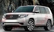 丰田全新兰德酷路泽消息 将2020年发布