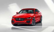 捷豹XE中期改款车型官图发布 内饰及配置优化
